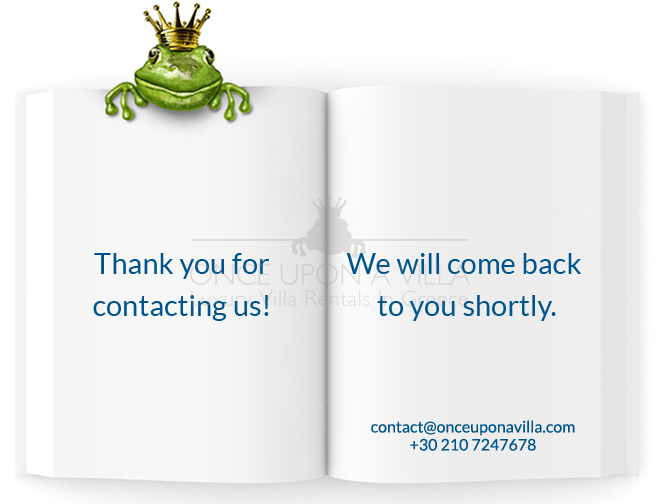 Thank you for contacting us!